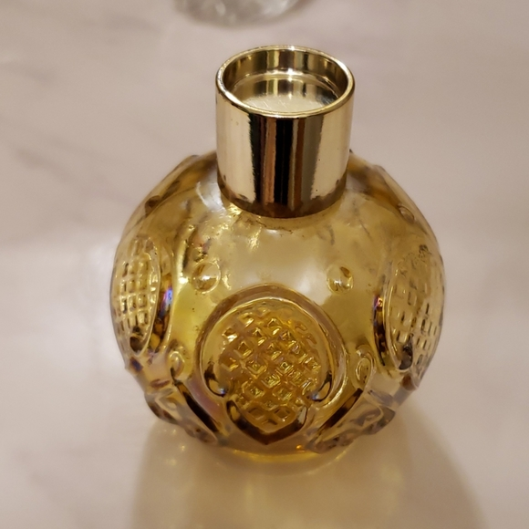 Vintage decorative perfume bottle